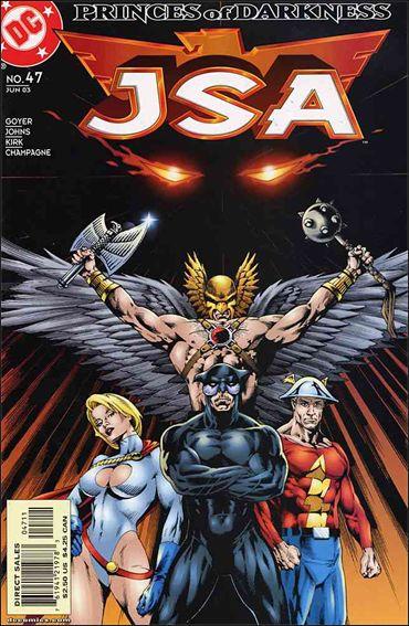 JSA 47-A by DC
