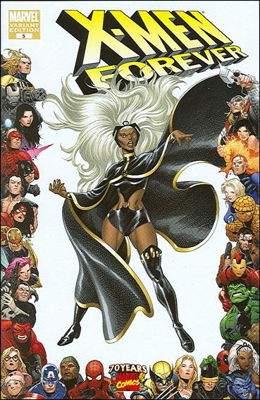 X-Men Forever (2009) 5-B by Marvel