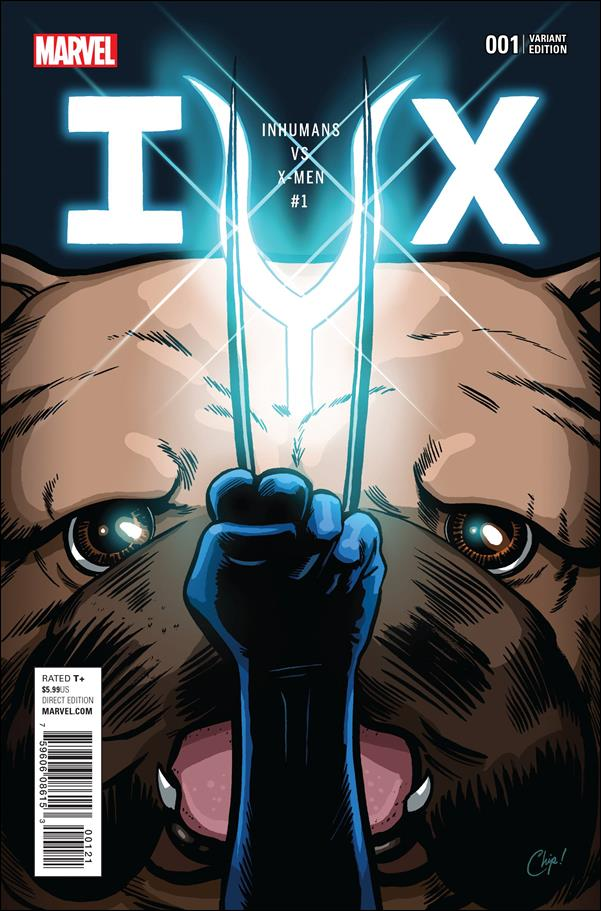 IVX 1-G by Marvel