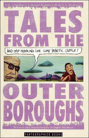 Tales from the Outer Boroughs 2-A by Fantagraphics