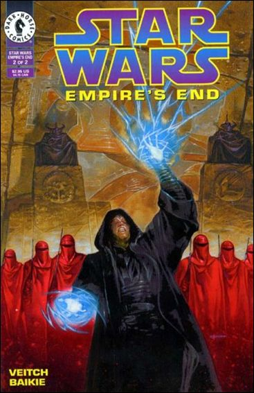 Star Wars: Empire's End 2-A by Dark Horse