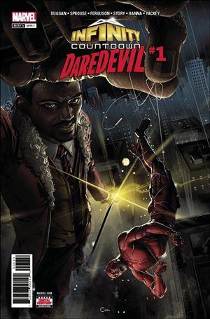 Infinity Countdown: Daredevil 1-A