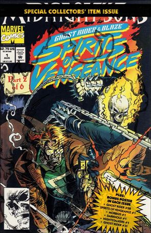 Ghost Rider/Blaze: Spirits of Vengeance 1-B