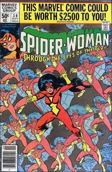 Spider-Woman (1978) 30-A by Marvel