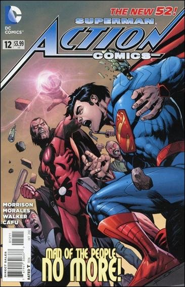 Action Comics (2011) 12-A by DC