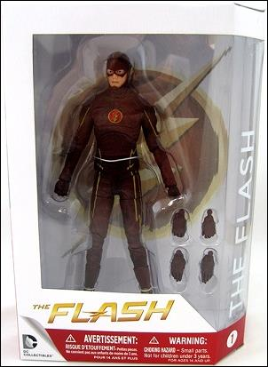 DC Comics: The Flash TV Series Flash by DC Collectibles