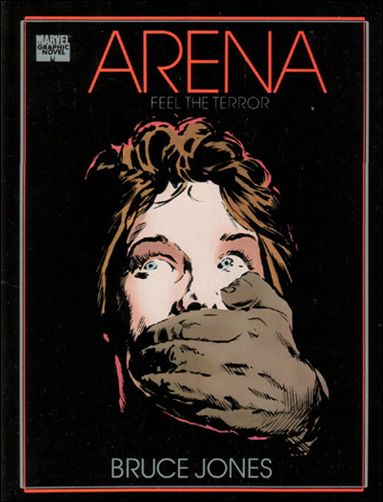 Marvel Graphic Novel: Arena nn-A by Marvel