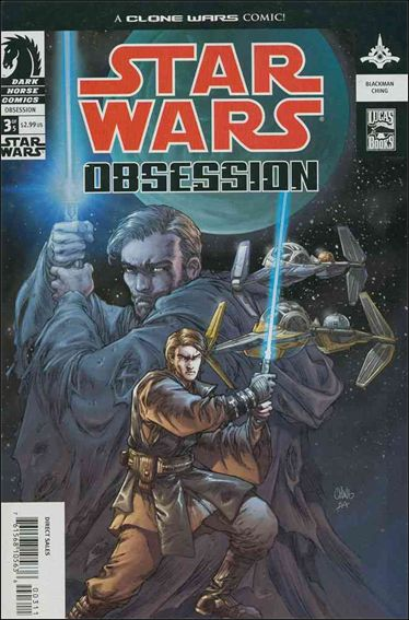 Star Wars: Obsession 3-A by Dark Horse