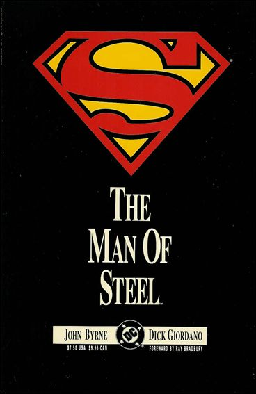 Superman: Man of Steel 1-C by DC