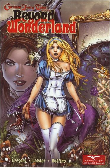 Beyond Wonderland 0-A by Zenescope Entertainment