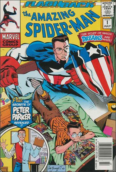 Amazing Spider-Man (1963) -1-B by Marvel