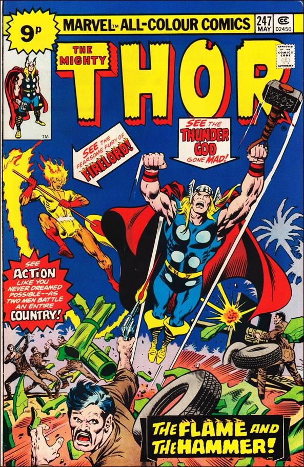 Thor (1966) 247-C by Marvel