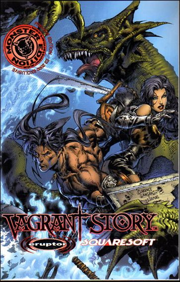 Vagrant Story E3 Preview Edition 1-A by Eruptor Entertainment