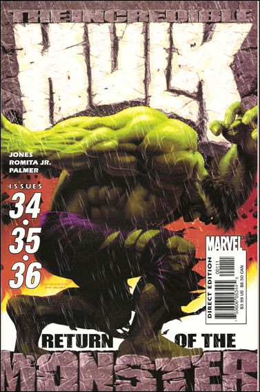 Marvel Must Haves: Incredible Hulk #34–36 1-A by Marvel