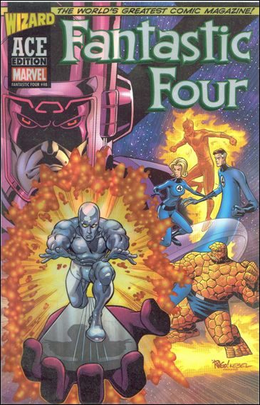 Fantastic Four (1961) 48-B by Marvel