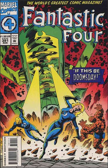 Fantastic Four (1961) 391-A by Marvel