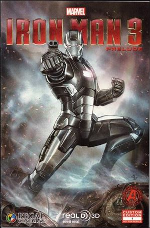 Marvel's Iron Man 3 Prelude 1-B