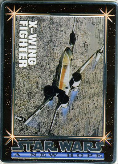 Star Wars: A New Hope (Base Set) 16-A by Metallic Images