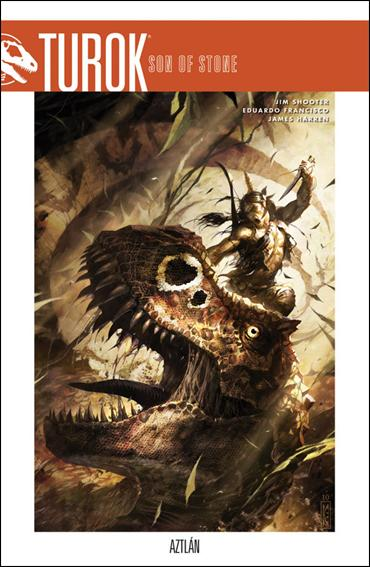 Turok, Son of Stone: Aztlan 1-A by Dark Horse