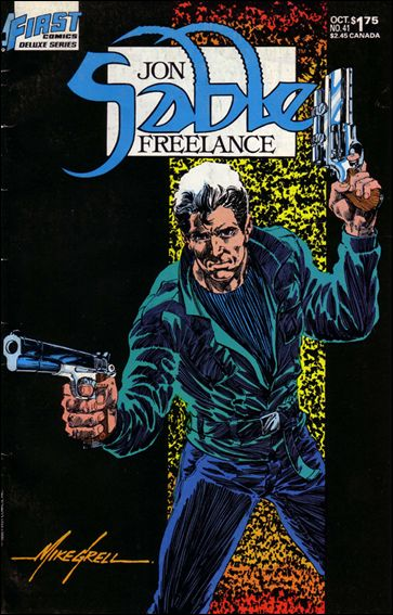 Jon Sable, Freelance 41-A by First