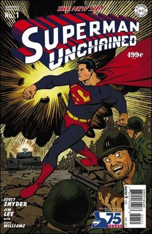 Superman Unchained 1-J