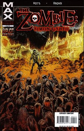 Zombie: Simon Garth 4-A