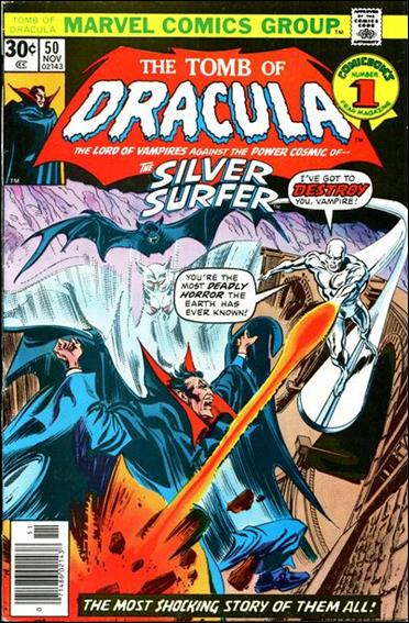Tomb of Dracula (1972) 50-A by Marvel