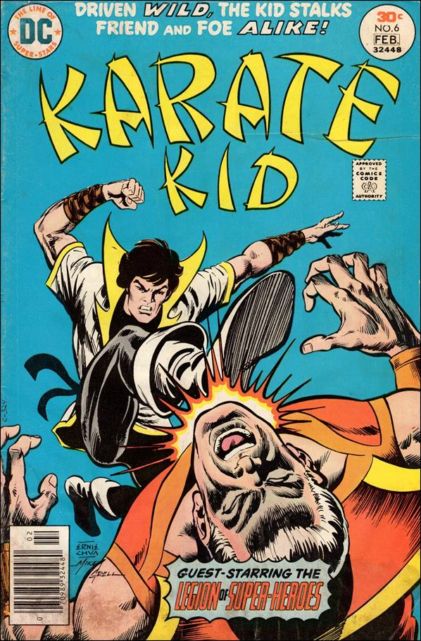 Karate Kid 6-A by DC