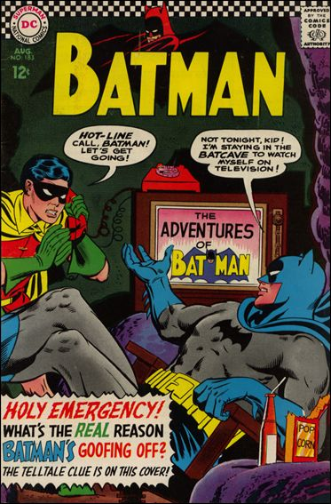 Batman (1940) 183-A by DC