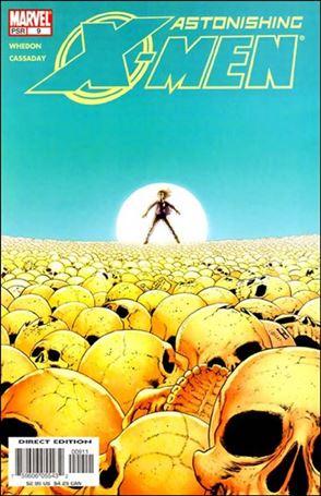 Astonishing X-Men (2004) 9-A