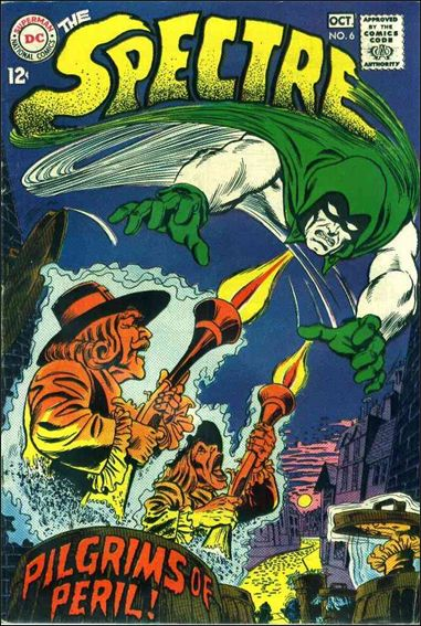 Spectre (1967) 6-A by DC