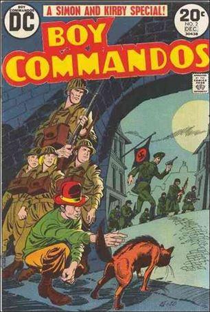 Boy Commandos (1973) 2-A