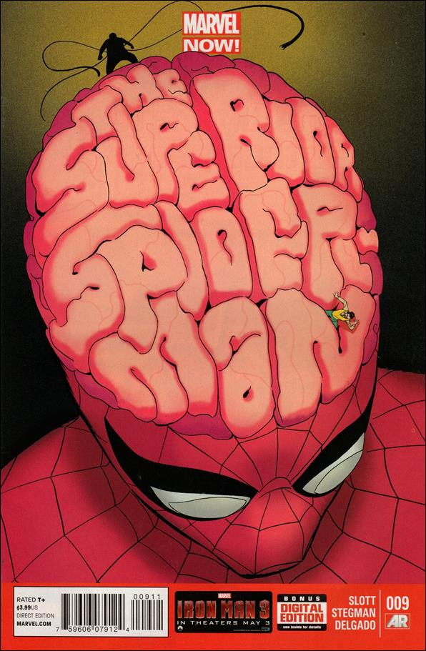 Superior Spider-Man 9-A by Marvel
