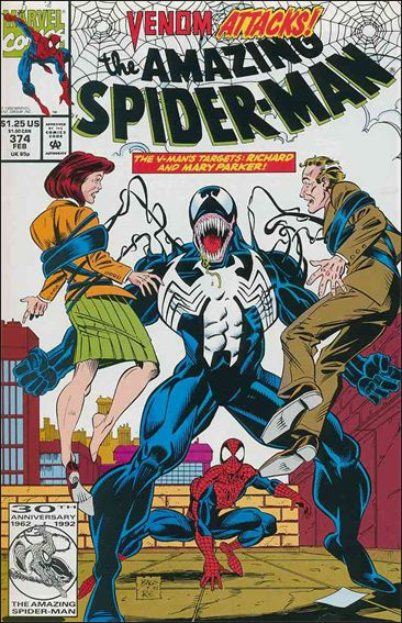 Amazing Spider-Man (1963) 374-A by Marvel