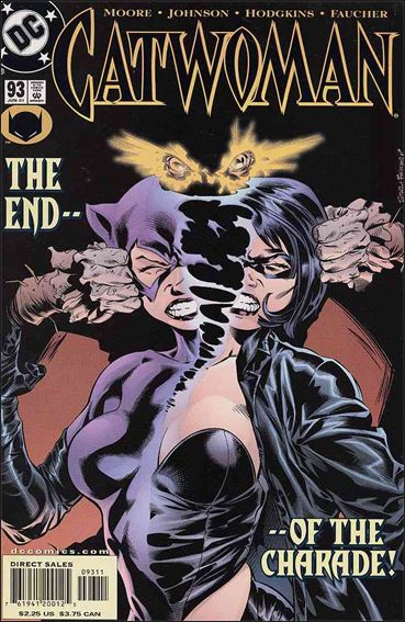 Catwoman (1993) 93-A by DC