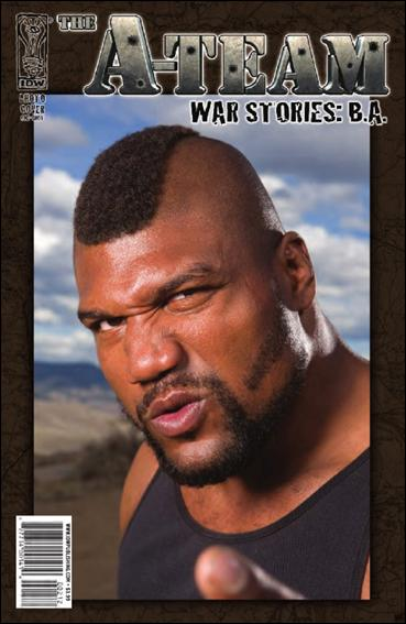 A-Team: War Stories: B.A. nn-B by IDW