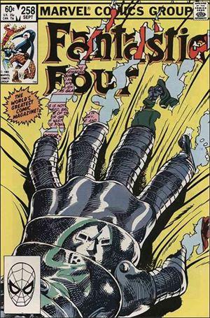 Fantastic Four (1961) 258-A