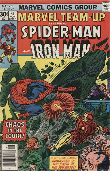 Marvel Team-Up (1972) 51-A by Marvel