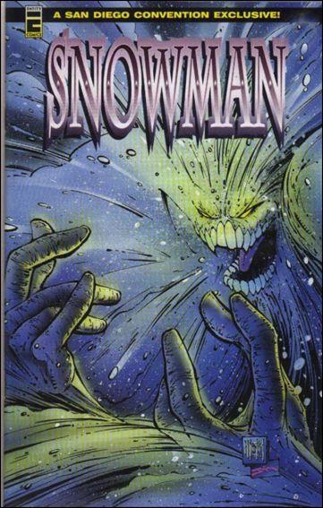 Snowman (1996) 1-A by Entity