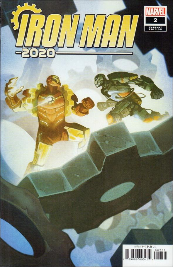Iron Man 2020 (2020) 2-E by Marvel