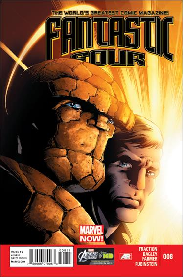 Fantastic Four (2013) 8-A by Marvel
