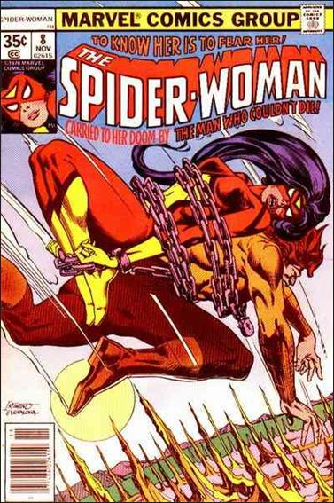 Spider-Woman (1978) 8-A by Marvel