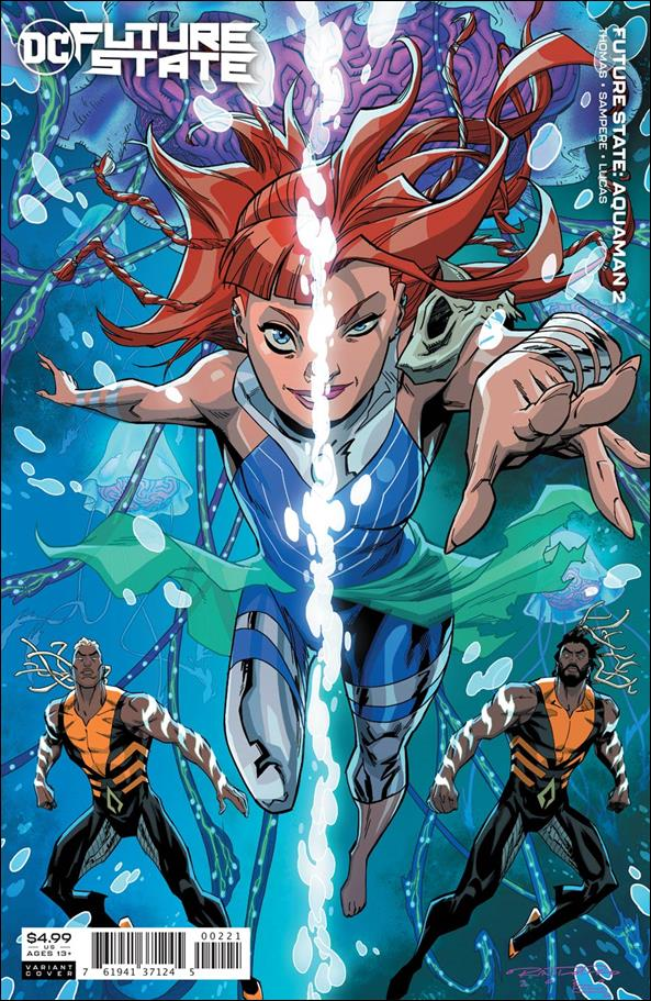 Future State: Aquaman 2-B by DC