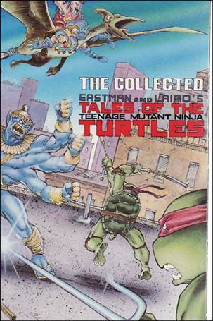 Collected Tales of the Teenage Mutant Ninja Turtles 1-A
