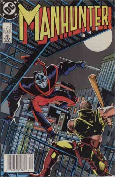 Manhunter (1988) 6-A by DC