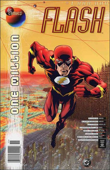 Flash (1987) 1,000,000-A by DC