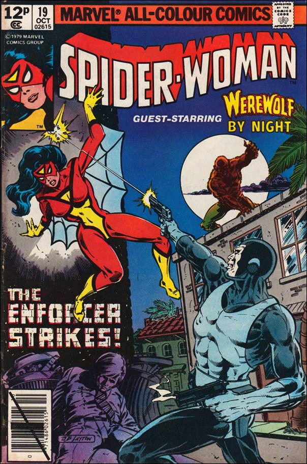 Spider-Woman (1978) 19-B by Marvel
