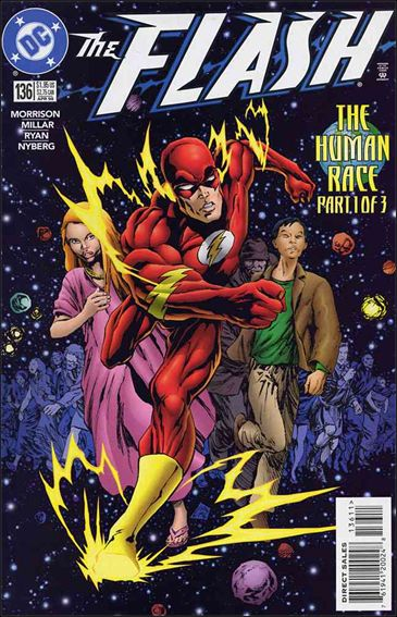 Flash (1987) 136-A by DC
