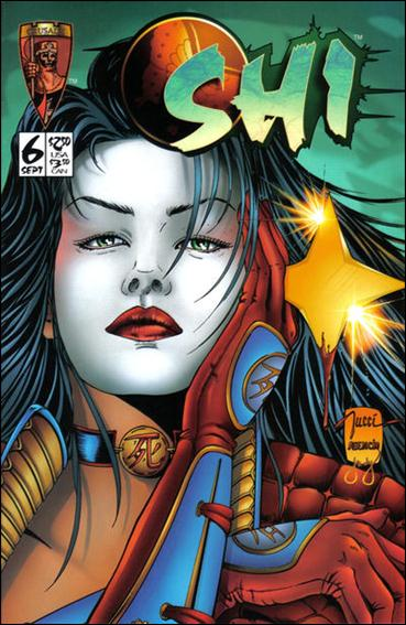 Shi: The Way of the Warrior 6-A by Crusade