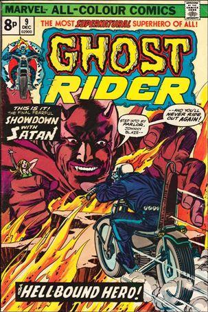 Ghost Rider (1973) 9-B
